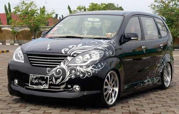 Gambar Modifikasi Toyota Avanza Terbaru 2017
